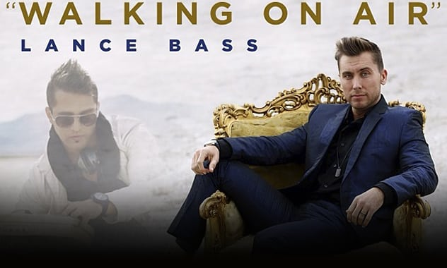 Lance Bass Releases First Song in 12 Years With some Fun Collabs 1