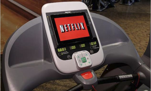 Netflix Survey Shows Most Americans Were Willing To Trade Their Couches For Treadmills When Binge Watching In 2014