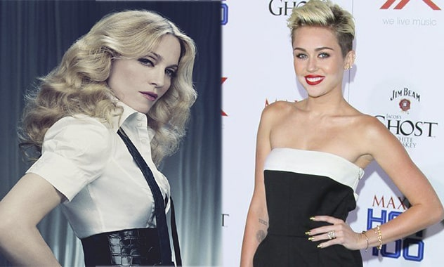 Madonna And Miley Cyrus Teaming Up For MTV 'Unplugged' Special