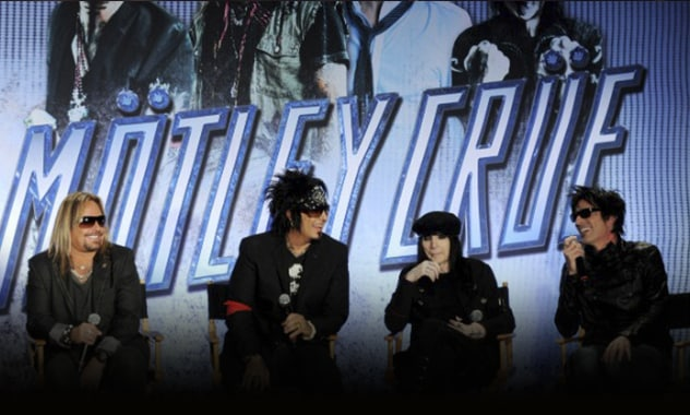 After 72 Years, Concert Motley Crue Retires Following Goodbye Tour 2