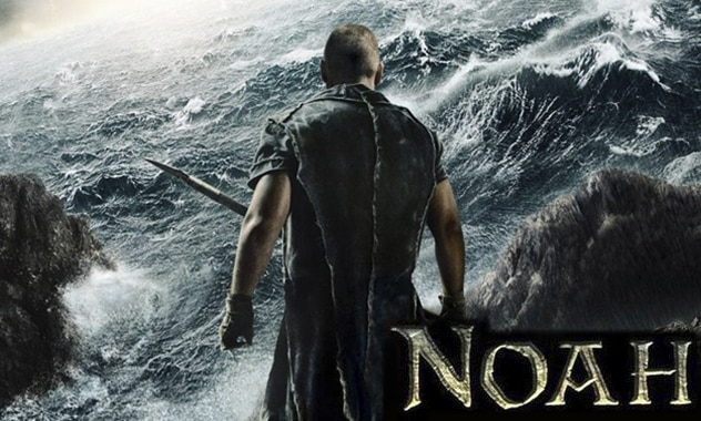 No Story Of 'Noah' Has Ever Been This Adventure Packed -Trailer Inside