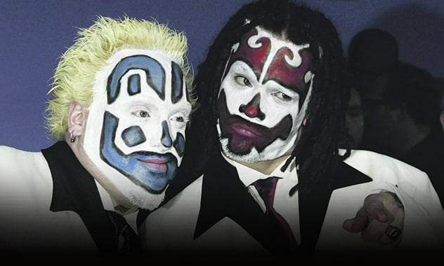 Insane Clown Posse Fans Sue The Goverment For Classifying Them As Gang 1