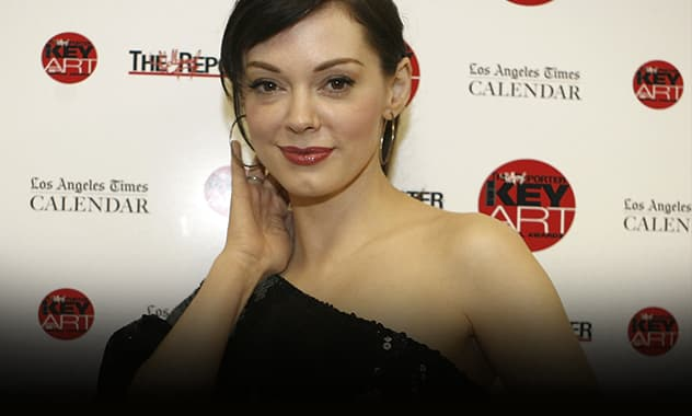 Rose McGowan Witnesses 'Knockout Game' Attack 2