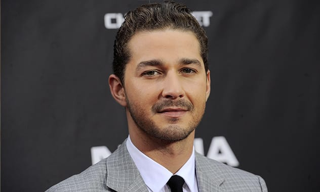 Shia LaBeouf Gets Personally Involved In London Bar Fight