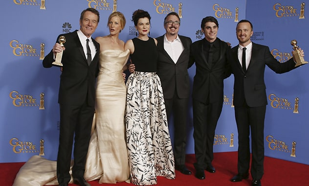 Best Drama TV For Golden Globes 2014 Is 'Breaking Bad'