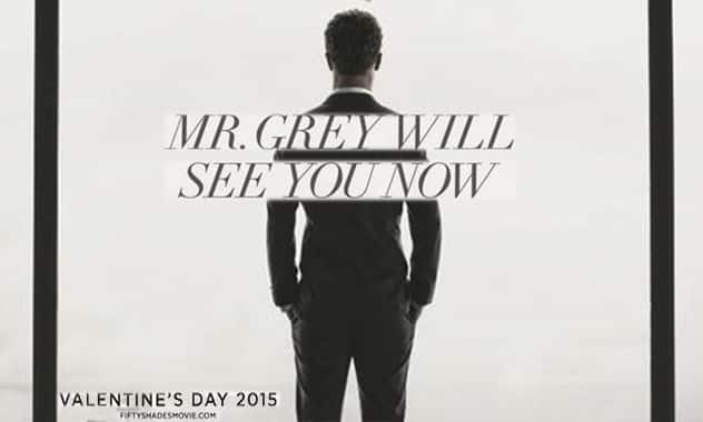 NUEVO POSTER! The Countdown Begins for Universal Pictures' FIFTY SHADES OF GREY 2