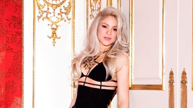 """Shakira"" To Hit Stores This March"