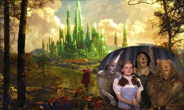 NBC  To Premiere A Modern Modern Of Oz Story, 'Emerald City', With An Older Dorothy