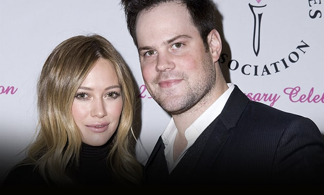 After 3 Years Of Marriage Hilary Duff And Mike Comrie Split  2