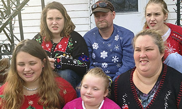 Honey Boo Boo Family Makes It Out Of Serious Car Wreck