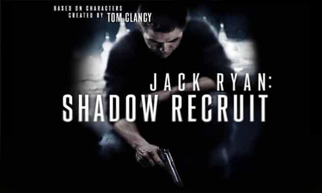 CLOSED--JACK RYAN: SHADOW RECRUIT VIP Premiere Giveaway--CLOSED