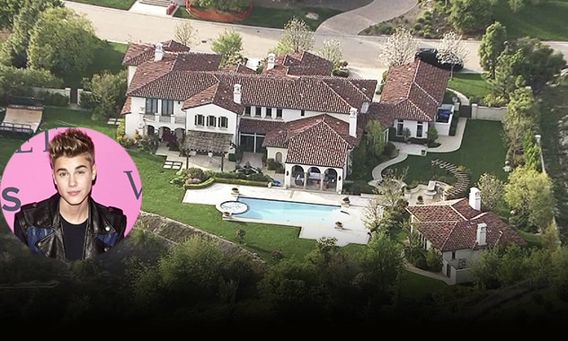 Justin Beiber's Home Raided Following Latest Vandalism Story 2