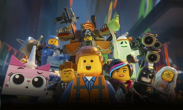 "CLOSED--THE LEGO MOVIE ""Movie Pass"" Giveaway--CLOSED 1"