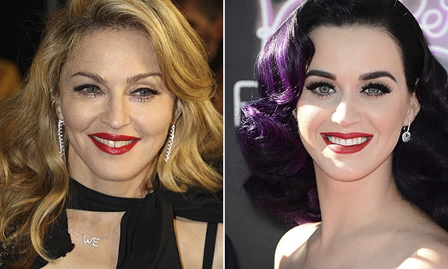 Madonna Recruits Katy Perry As Curator For Her Art for Freedom Initiative