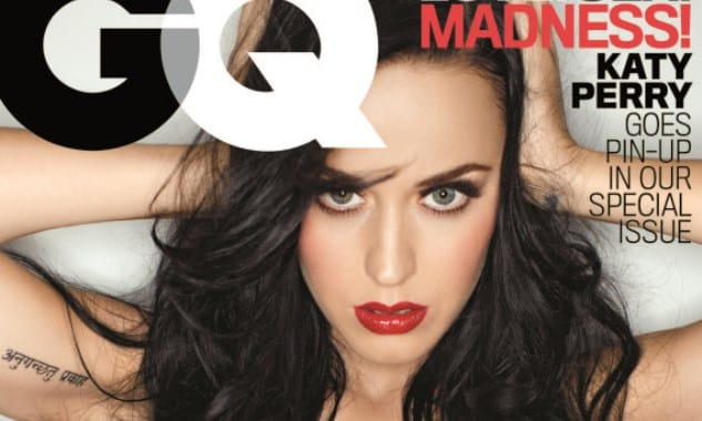 Katy Perry Wows In February's GQ Cover and Her Views On Her Own Beliefs