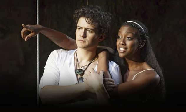 Orlando Bloom's 'Romeo & Juliet' Coming To Movie Theaters On Valentine's 1
