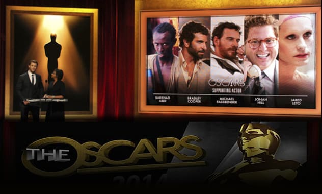 Full List Of The 2014 Oscars Nominations 1