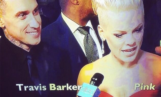 The Ellen DeGeneres Show Mistakes P!nk's Husband For Someone Else In Aired Interview! 1