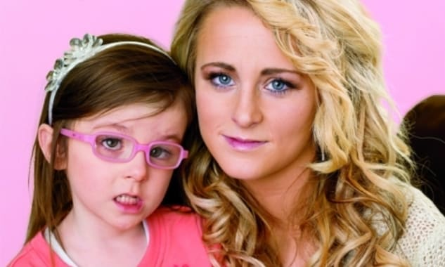 The Daughter of 'Teen Mom 2' Star Leah Messer Is Revealed To Have Muscular Dystrophy