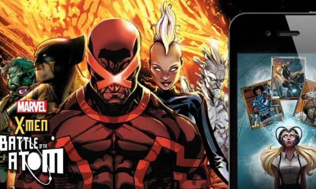 Marvel And Aeria Mobile Launch Free X-Men iPhone App 2