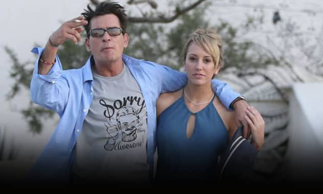 Charlie Sheen Is Getting Engaged To Porn Star Brett Rossi 1