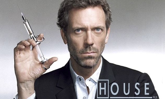"""TV Show """"House"""" saves The life of mysteriouslty ill patient 3"""