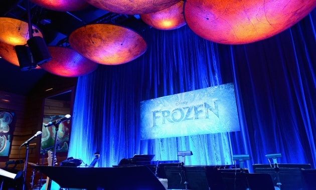 Disney's 'Frozen' Gets Live Soundtrack Performance