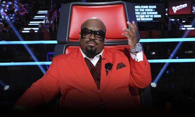 Cee Lo Green Says Goodbye To 'The Voice' 2