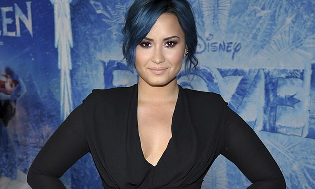 Demi Lovato Slams Drug Use , Uses her Own Experience