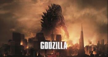Godzilla promo pic poster