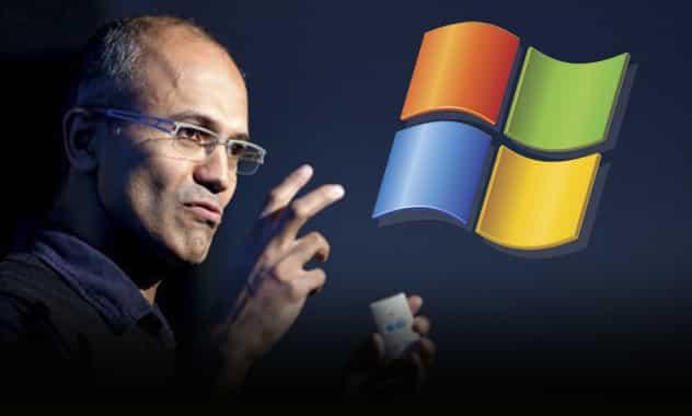 Bill Gates steps down and welcomes Satya Nadella as chief executive 2