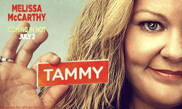 New Trailer for TAMMY Starring Melissa McCarthy & Susan Sarandon