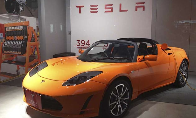 Tesla Motors Buying Battery Factory To Supply Electric Cars