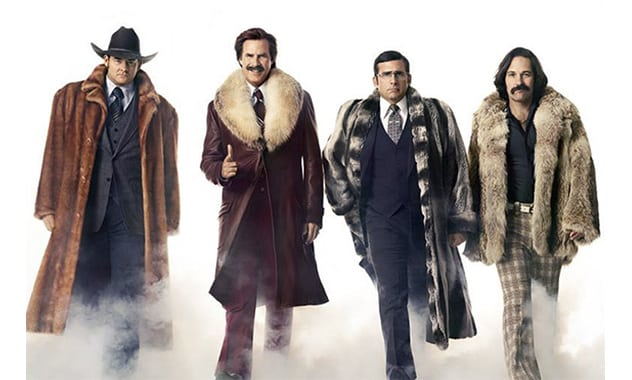 'Anchorman 2' Coming Back To Theaters With Alternate Lines, Jokes, and Rating, Practically A Whole New Movie