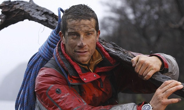 Bear Grylls Returns With New Show 'Bear Grylls: Escape from Hell'
