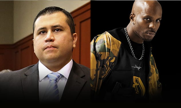 George Zimmerman celebrity boxing match set: Takes on DMX ...