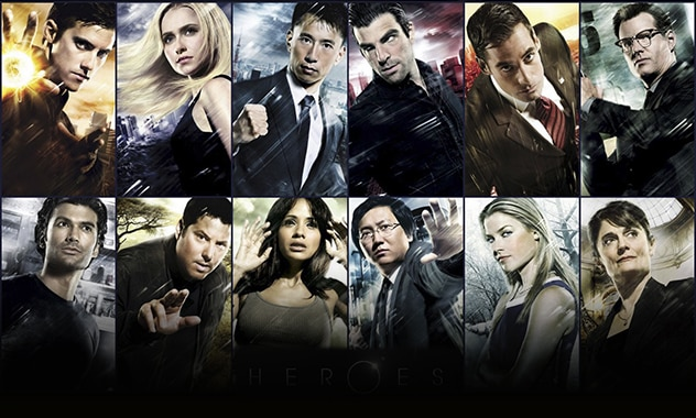 "NBC Bringing Back 'Heroes' In Miniseries Event 'Heroes: Reborn"" 2"
