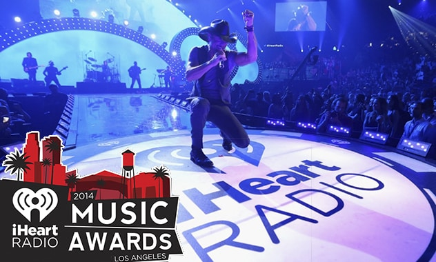 NBC To Televise First-Ever iHeartradio Music Awards Live May 1st 2
