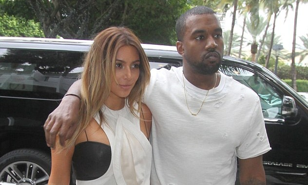 Kanye's Making a Movie And Plans To Feature Kim K