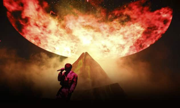 Kanye West's Yeezus Will Be Coming To A Theaters 2
