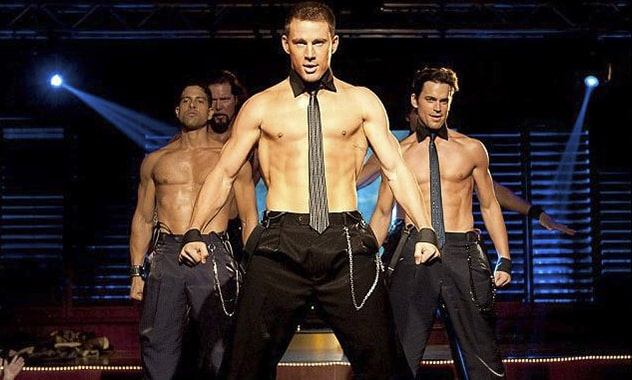 Channing Tatum Gets To Work To Make 'Magic Mike 2' Happen