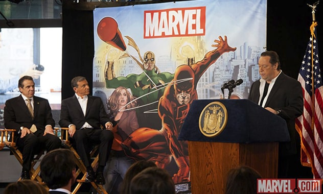 New York City To Host Filming For Marvel TV's Series