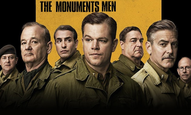 CLOSED--MONUMENTS MENS V.I.P. Screening Passes Giveaway Sweepstakes--CLOSED-- 2