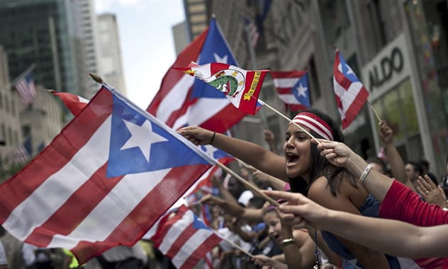 Weather May Cause NYC's Puerto Rican Day Parade To cancel