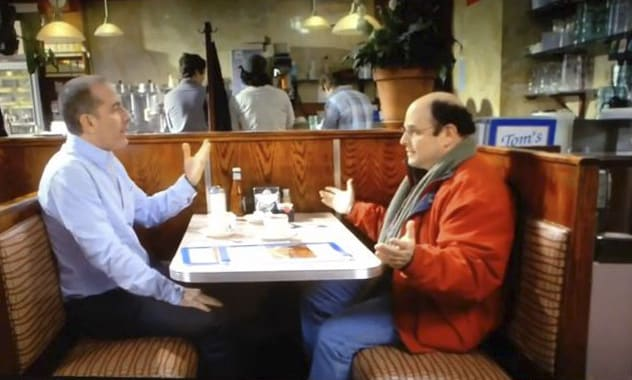 Jerry Seinfeld reunites with George Costanza in Super Bowl ad with Full Episode link