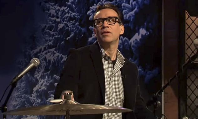 Fred Armisen Joining Seth Meyers' On 'Late Night'