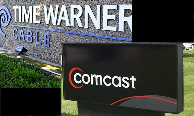 Comcast has agreed to buy Time Warner Cable for $45 billion