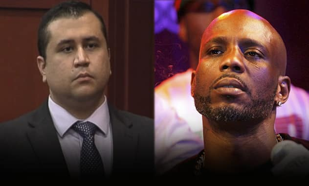 Boxing match between rapper DMX and George Zimmerman not happening after all 1