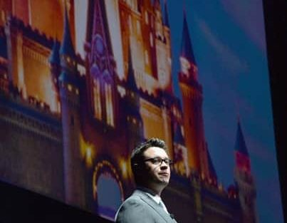 MILLION DOLLAR ARM Event At Cinemacon, Jon Hamm Award Of Excellence In Acting From Walt Disney Studios 5
