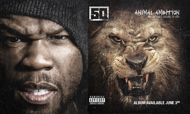 "50 Cent drops  first of single ""Hold On"", the 'Animal Ambition' album"